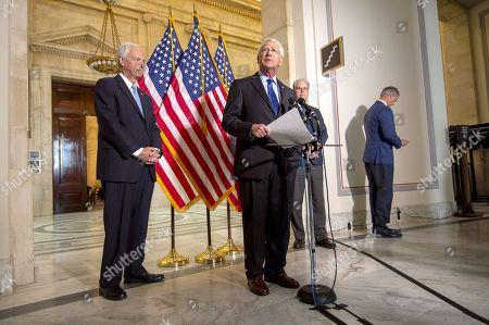 Senate Republicans Big Tech news conference, Washington DC