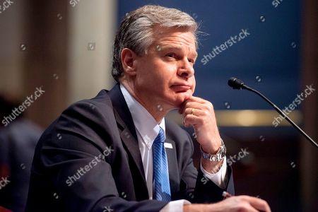 House Committee Judiciary hearing 'Oversight of the FBI, Washington DC