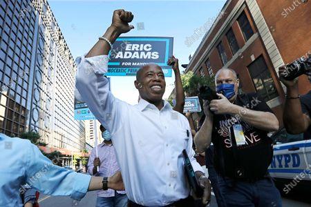 CBS Mayoral Candidates TV Debate, New York
