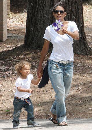 Halle Berry, Nahla Ariela Aubry