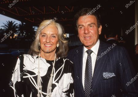 Mike Connors and Marylou Connors Circa 1980's Credit: Ralph Dominguez/MediaPunch