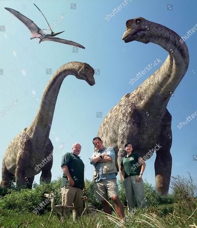 Editorial photo of 'Prehistoric Park'   TV