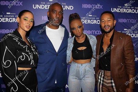 Giselle Bailey (Director), Mike Jackson (Producer), Nueka Onuorah (Director), John Legend (Producer)