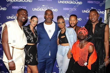 Edafe Okporo, Giselle Bailey(Director), Mike Jackson, Nueka Onuorah (Director), John Legend, Ayodeji Otuyelu, Micheal Igho Daro