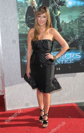 Editorial picture of 'The Sorcerer's Apprentice' Los Angeles Benefit Premiere, Los Angeles, America - 12 Jul 2010
