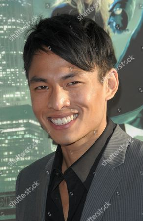 Stock Picture of Gregory Woo