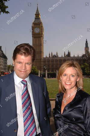 Andrew Rawnsley and Andrea Catherwood