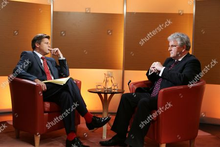 Andrew Rawnsley and Des Browne