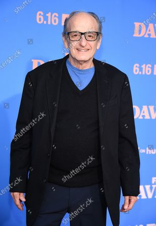 David Paymer attends the Season Two Red Carpet event for FXX's 'DAVE' at the Greek Theater