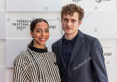 Editorial photo of 'Mark, Mary & Some Other People' premiere, Arrivals, Tribeca Film Festival, New York, USA - 10 Jun 2021
