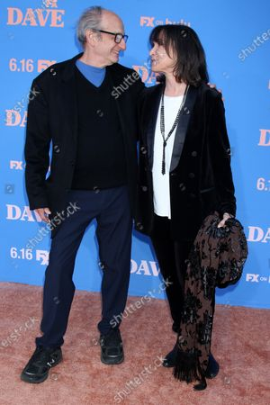 Stock Picture of David Paymer and Gina Hecht
