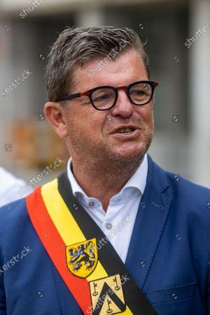Editorial image of Basket Euromillions Oostende Champion, Oostende, Belgium - 11 Jun 2021