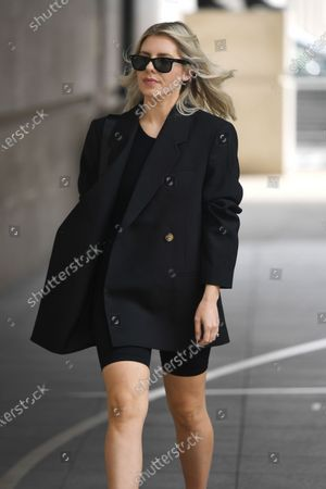 Mollie King out and about, London