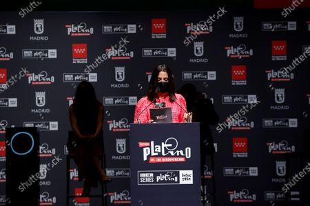 Editorial image of Presentation Platino Cinema and Serie Award Nominees, Madrid, Spain - 11 Jun 2021