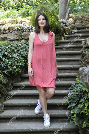 Editorial image of Mishna Wolff, Rome, Italy - 13 Jul 2010