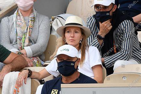 Novak Djokovic's wife Jelena Djokovic