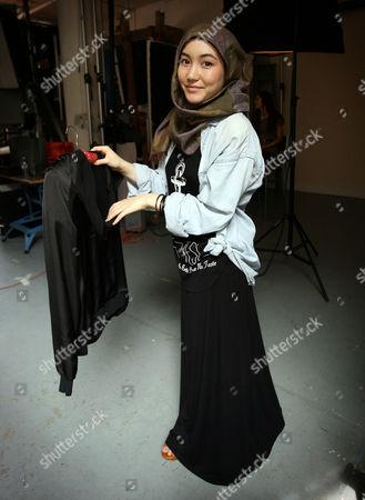 Editorial image of Fashion designer, Hana Tajime, London, Britain - 01 Jul 2010