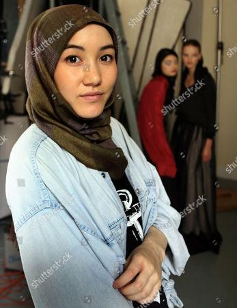 Editorial photo of Fashion designer, Hana Tajime, London, Britain - 01 Jul 2010