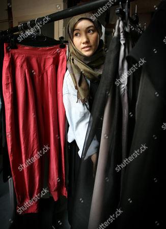 Editorial picture of Fashion designer, Hana Tajime, London, Britain - 01 Jul 2010