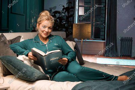 Sheridan Smith promotes NOW Sleep Stories