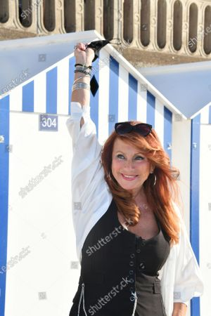 Editorial picture of 35th Cabourg Film Festival, Day Two, France - 10 Jun 2021