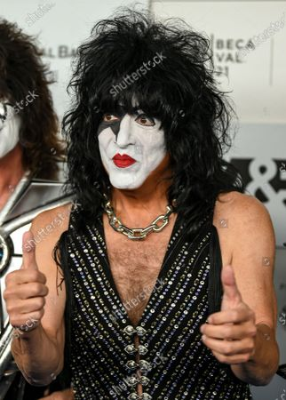 Stock Image of Paul Stanley attends the 'Biography: KISStory' premiere