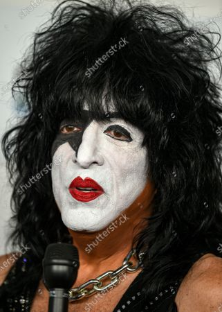 Stock Picture of Paul Stanley attends the 'Biography: KISStory' premiere
