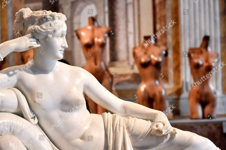 Damien Hirst 'Archaeology Now' exhibition, Galleria Borghese, Rome