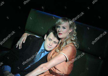 Katherine Kingsley (Rose), Michael Arden (Alex)