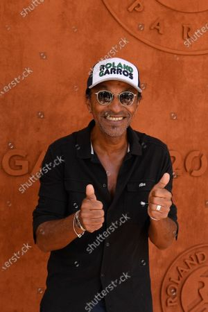 Stock Picture of Manu Katche