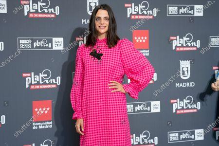 Editorial picture of Platino Awards Presentation, Madrid, Spain - 11 Jun 2021