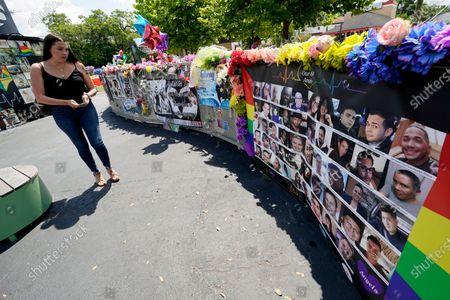 Pulse nightclub memorial, Orlando