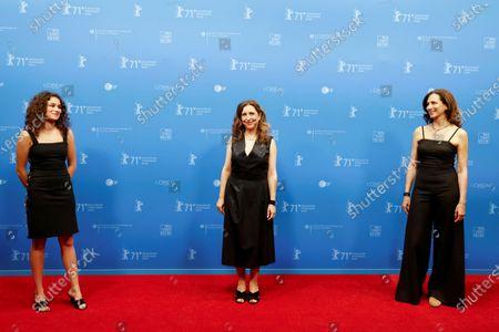 Editorial picture of Berlinale Film Festival, Berlin, Germany - 11 Jun 2021