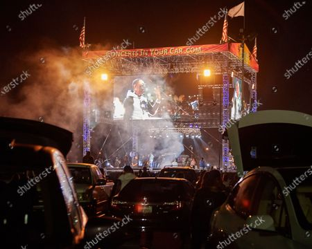 Nelly and Baby Bash Drive-In Concert, Ventura