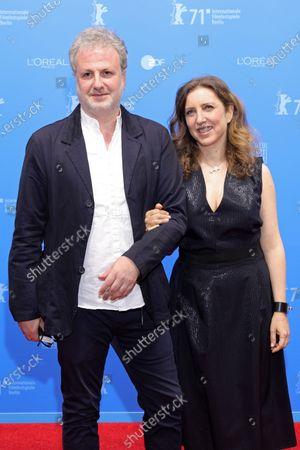 Editorial photo of Memory Box - Premiere - 71st Berlin Film Festival Summer Special, Germany - 11 Jun 2021