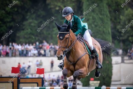 Editorial picture of CSIO Grand Prix Rome at 88th, Italy - 30 May 2021