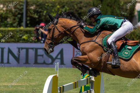 Editorial image of CSIO Grand Prix Rome at 88th, Italy - 30 May 2021
