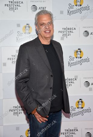 """Chef Eric Ripert attends the """"Fries! The Movie"""""""" premiere during the 20th Tribeca Festival at Brookfield Place, in New York"""