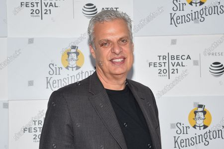 """Stock Image of Chef Eric Ripert attends the """"Fries! The Movie"""""""" premiere during the 20th Tribeca Festival at Brookfield Place, in New York"""
