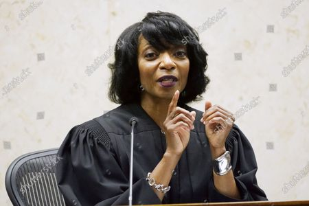 Editorial photo of Passing The Gavel, Greenville, United States - 11 Jun 2021