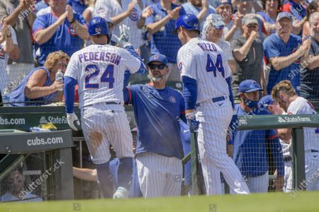 Editorial photo of Mlb Cardinals Cubs, Chicago, Illinois, United States - 11 Jun 2021