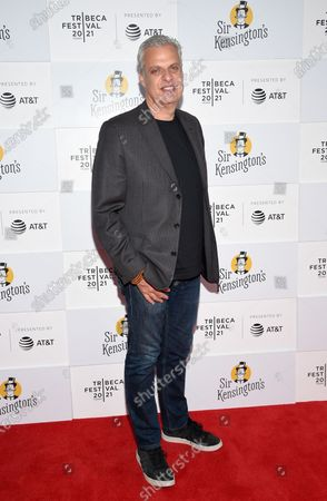 """Chef Eric Ripert attends the """"Fries! The Movie"""" premiere during the 20th Tribeca Festival at Brookfield Place, in New York"""