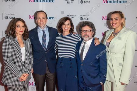 Editorial picture of Tribeca TV Panel: Tina Fey & Co in NYC, USA - 11 Jun 2021