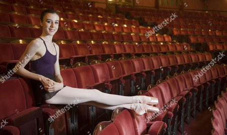 Editorial photo of Isabella McGuire Mayes at the London Coliseum, London, Britain - 12 Jul 2010