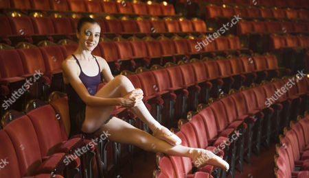 Editorial image of Isabella McGuire Mayes at the London Coliseum, London, Britain - 12 Jul 2010