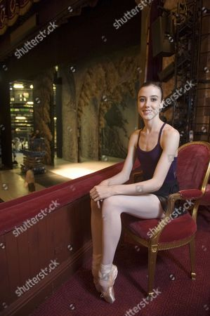 Editorial picture of Isabella McGuire Mayes at the London Coliseum, London, Britain - 12 Jul 2010