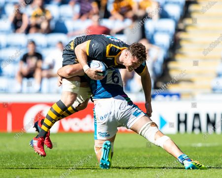 Editorial photo of Wasps v Leicester Tigers, UK - 12 Jun 2021