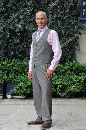 Editorial image of Stuart Howells, Slimming World Man of the Year 2010, London, Britain  - 14 Jul 2010