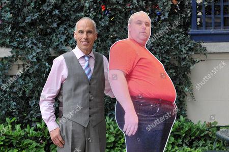 Editorial photo of Stuart Howells, Slimming World Man of the Year 2010, London, Britain  - 14 Jul 2010