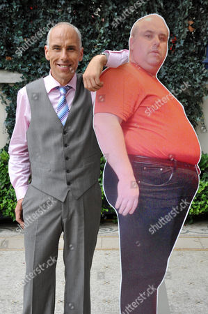 Editorial picture of Stuart Howells, Slimming World Man of the Year 2010, London, Britain  - 14 Jul 2010